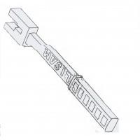Chiave smontaggio valvola per forbici pneumatiche LISAM modello S.L.Y.