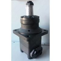 Motore idraulico 500 CC con flangia rientrata adatto come motore ruota. Serie T-W